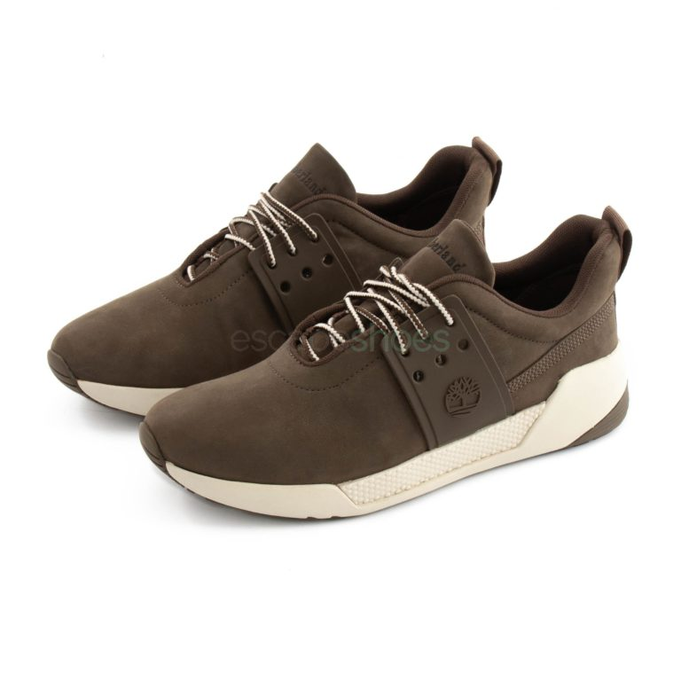 Tenis TIMBERLAND Kiri Up Leather Oxford Cinzento