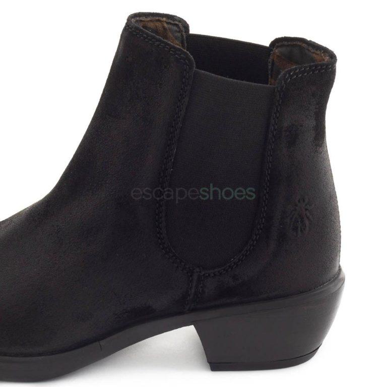 Botins FLY LONDON Myla Make Black P142458030
