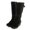 Botas FLY LONDON Yellow Yust Suede Negro P500327006