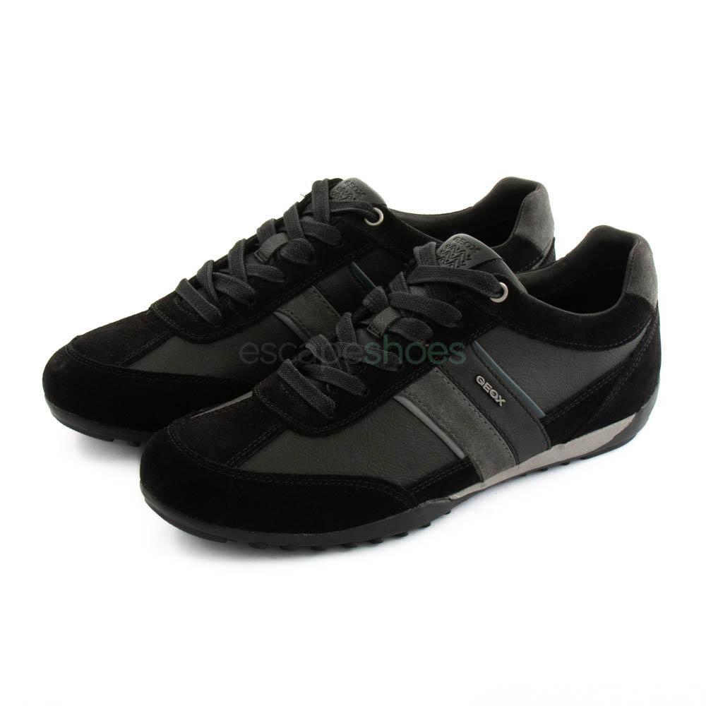 Sneakers GEOX Wells Black