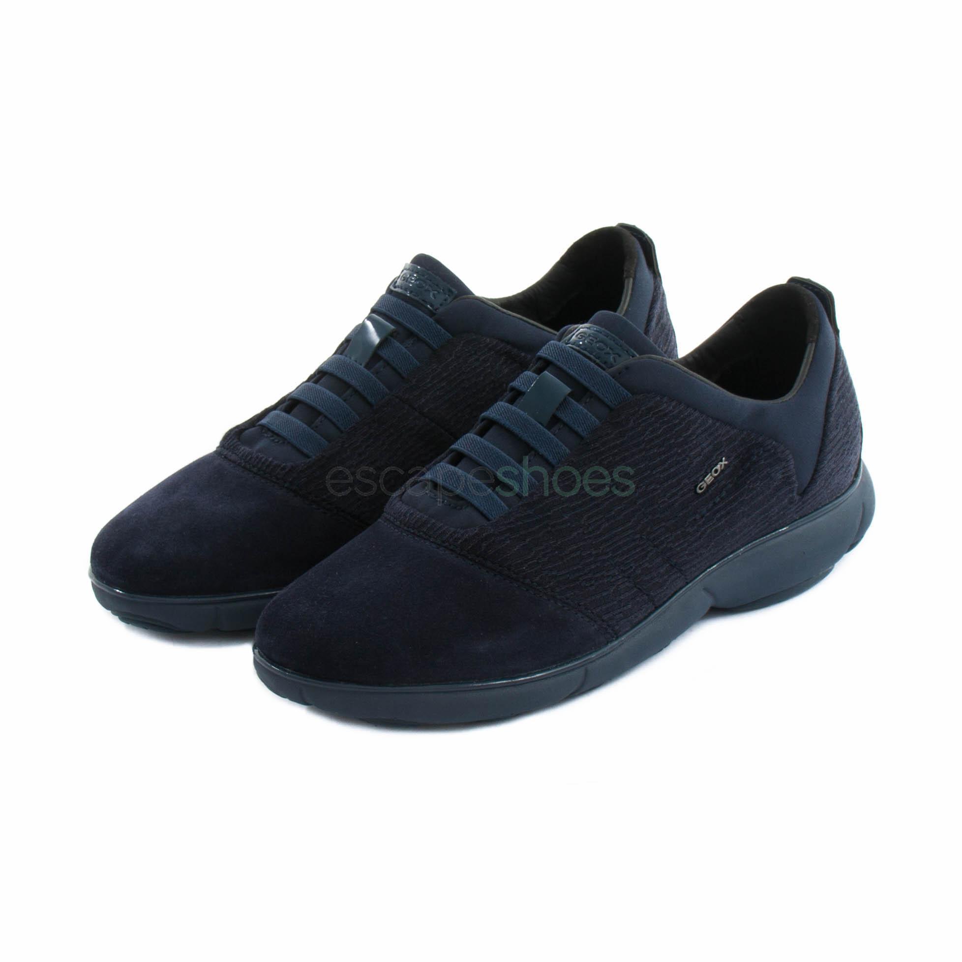 Sneakers GEOX Nebula Navy Blue