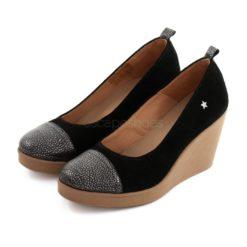 Sapatos CUBANAS Cult-04 Preto Prata