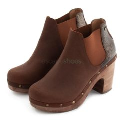Botins CUBANAS Tribal920 Chocolate