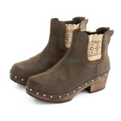 Ankle Boots XUZ Lace Grey 26001-C