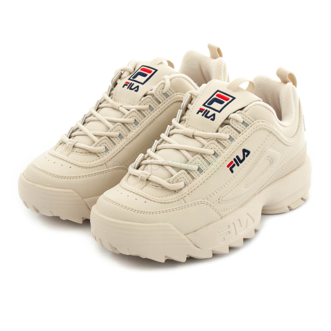 Sneakers FILA Disruptor Low Antique White