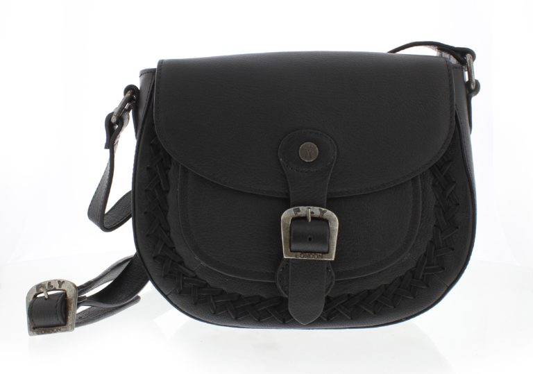Mala FLY LONDON Bags Zeek602 Preta