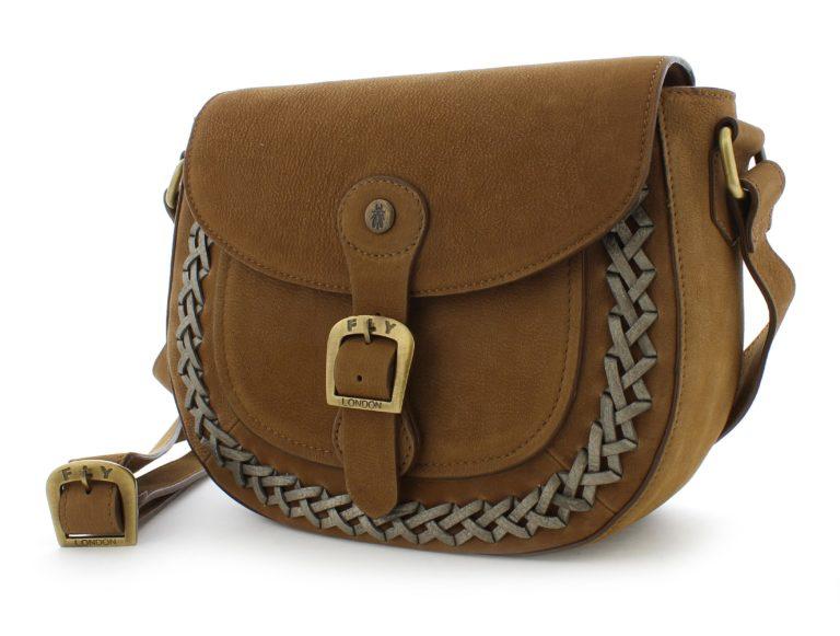 Mala FLY LONDON Bags Zeek602 Castanha