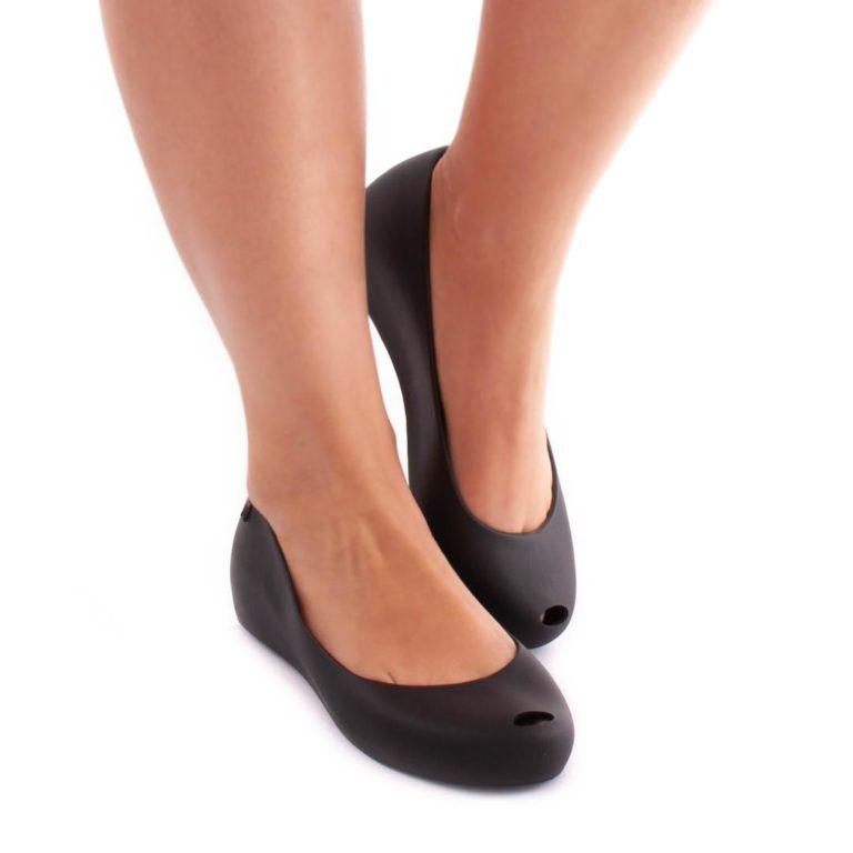 Flat Shoes MELISSA Ultragirl Basic Black MW.17.053