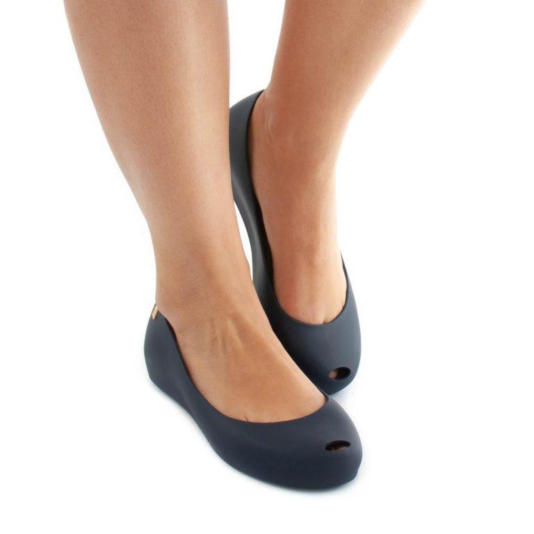 Flat Shoes MELISSA Ultragirl Basic Navy