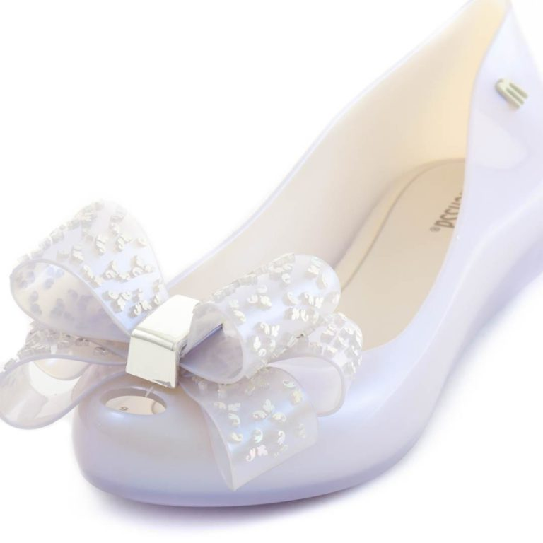 Flat Shoes MELISSA Ultragirl Sweet XVI Clear