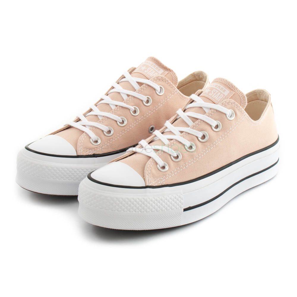 4c5f40be6b Buy your Sneakers CONVERSE Chuck Taylor All Star Lift Particle Beige ...