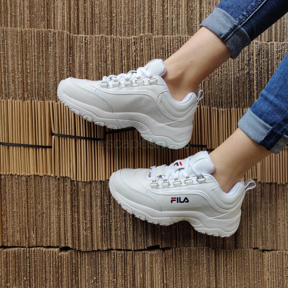 Sneakers FILA Strada Low White