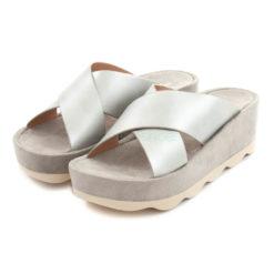 Sandals MARIAMARE Nana Naste Silver