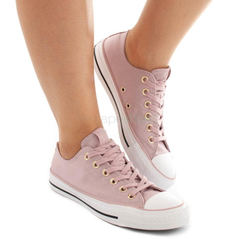 Sneakers CONVERSE Chuck Taylor All Star Plum Chalk