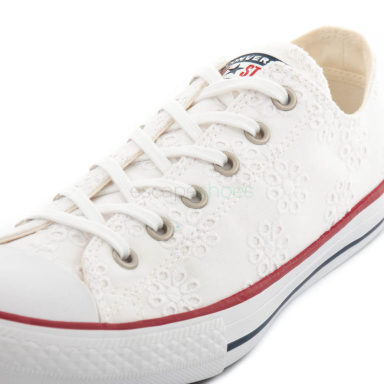 Zapatillas CONVERSE Chuck Taylor All Star Kids Blanco