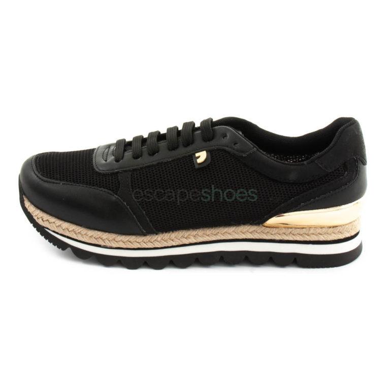Zapatillas GIOSEPPO Trani Negro