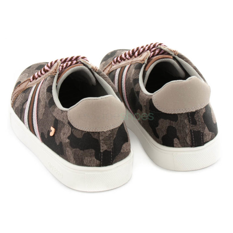 Sneakers GIOSEPPO Aix Grey Camouflage