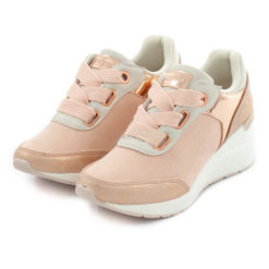 Sneakers MARIAMARE Prince Bolt Pink Gold