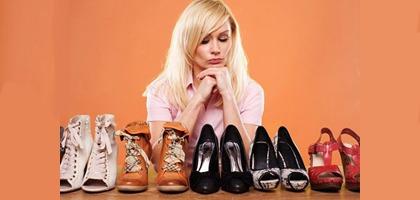Como escolher o calçado certo
