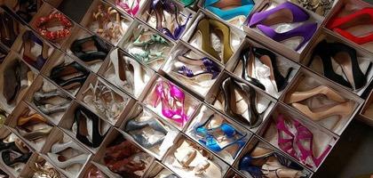 Como arrumar o calçado