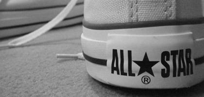 Converse All Star Brancos