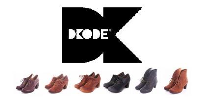 Dkode y sus zapatos con cordones: ¡Feminidad que nunca pasa de moda!