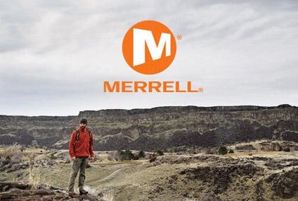 Merrell ¿Y tú cómo lo escribes?
