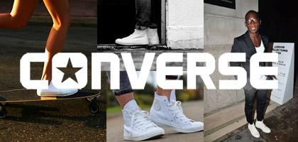 Converse 2015 – Nova colecção com surpresas para toda a família!