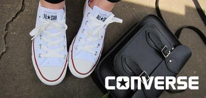 ¡Ten un look ideal con Converse!