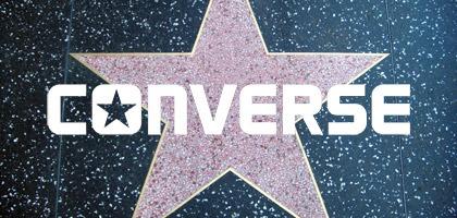 Converse All Stars – As verdadeiras estrelas de cinema!