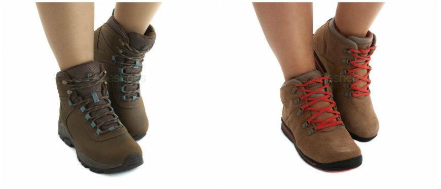 botas para caminhada mulher