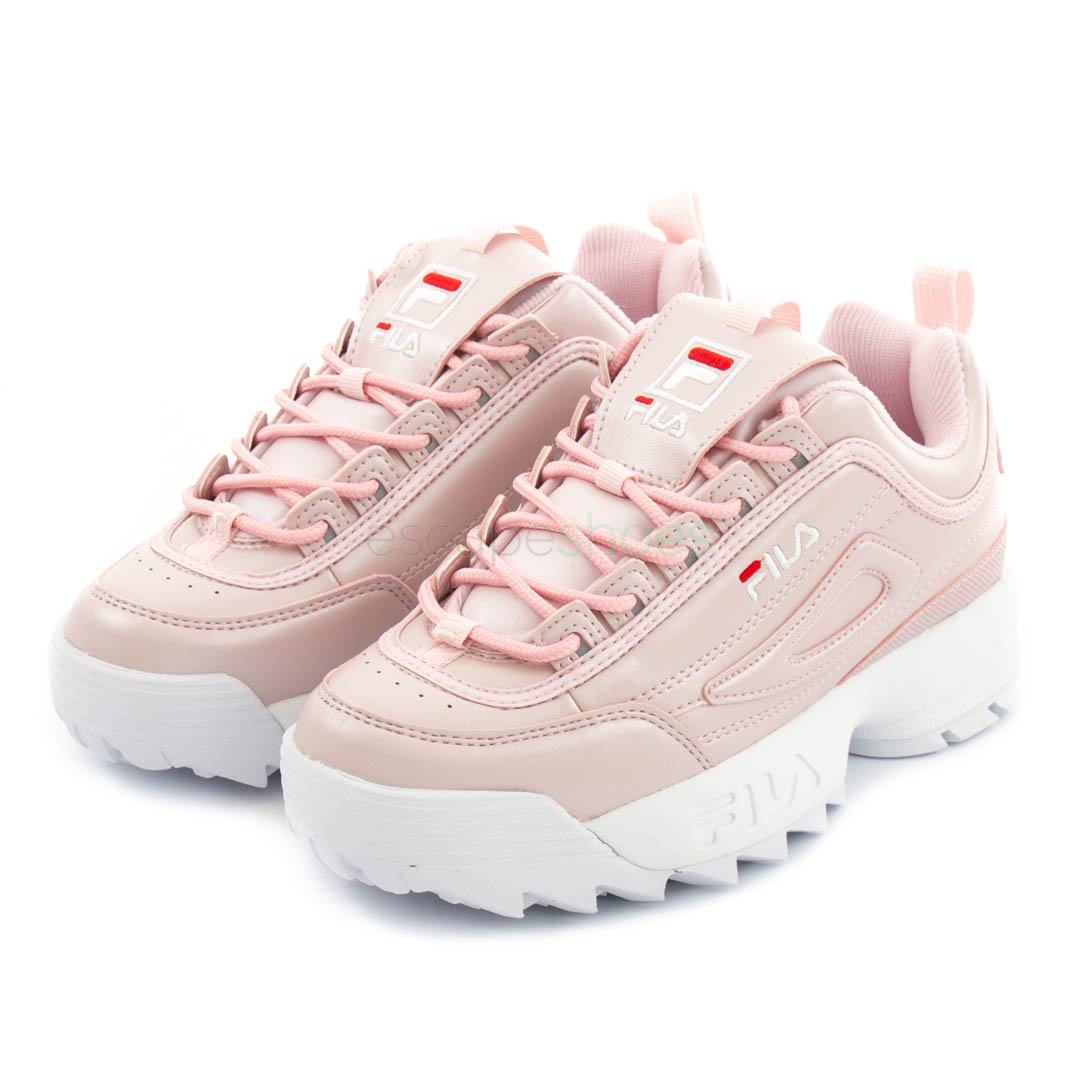 Sneakers FILA Disruptor M Low Chalk Pink