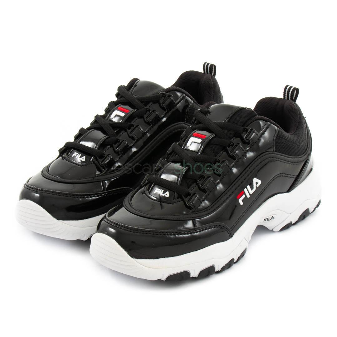 Sneakers FILA Strada M Low Black