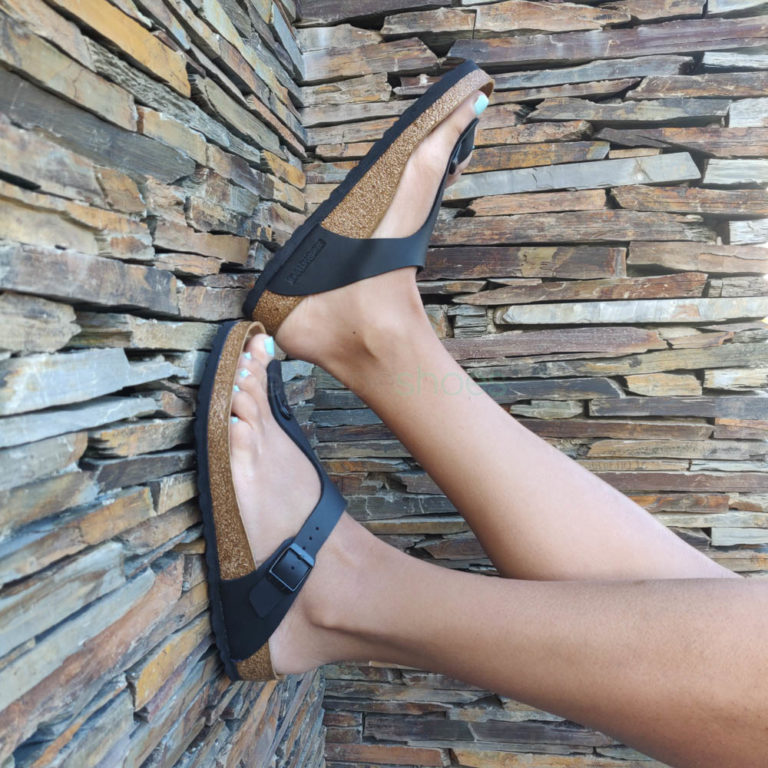 Sandálias BIRKENSTOCK 043691 Gizeh Preto