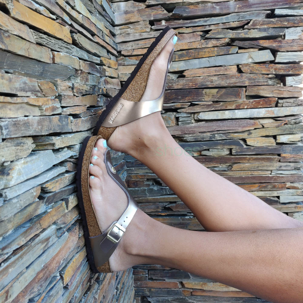 Sandals BIRKENSTOCK Gizeh Electric