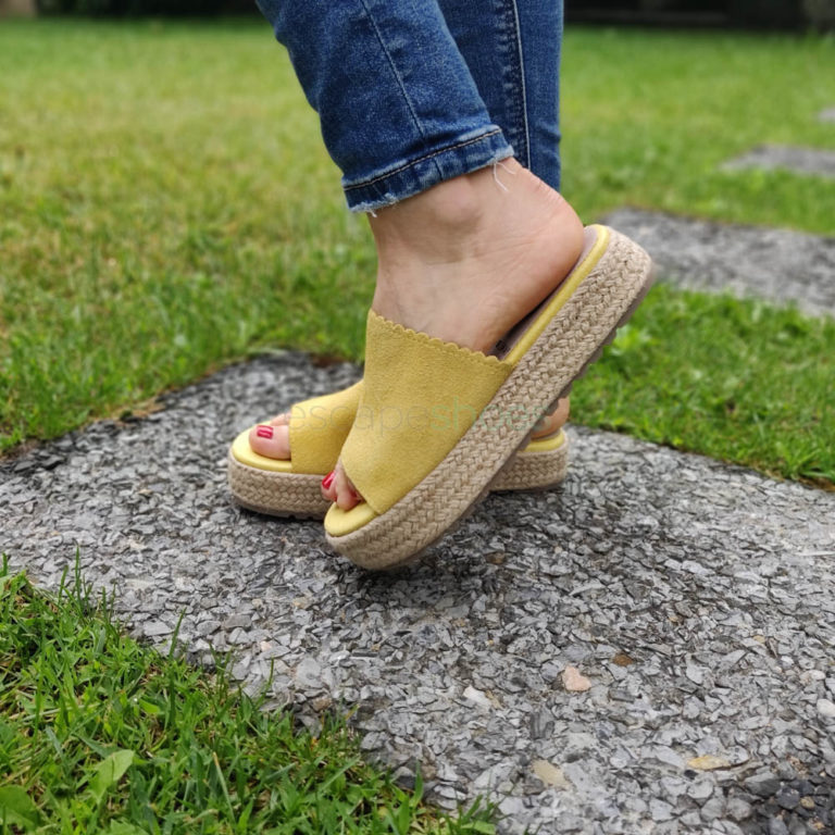 Sandálias COOLWAY Tiri Amarelas