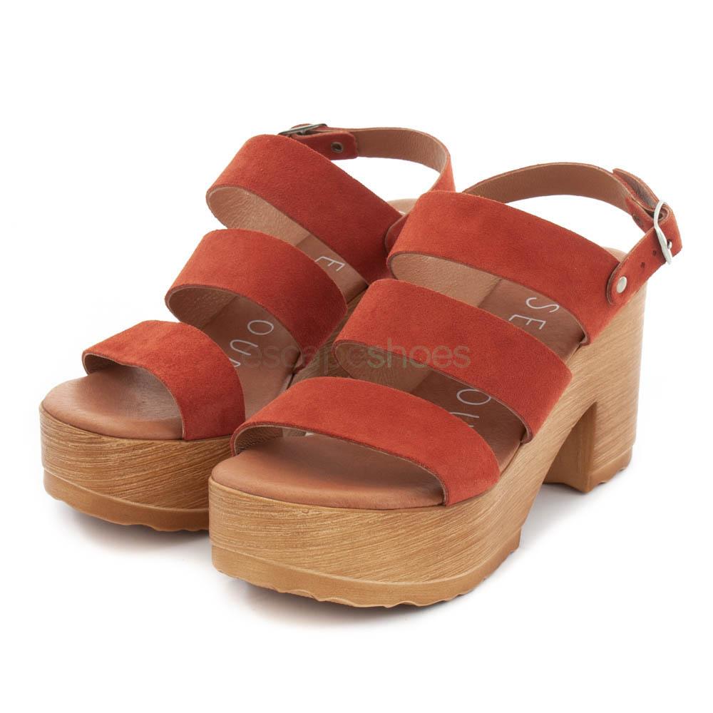 Sandals MUSSE \u0026 CLOUD Fissy Brick