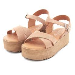 Sandals MUSSE & CLOUD Isabel Nude