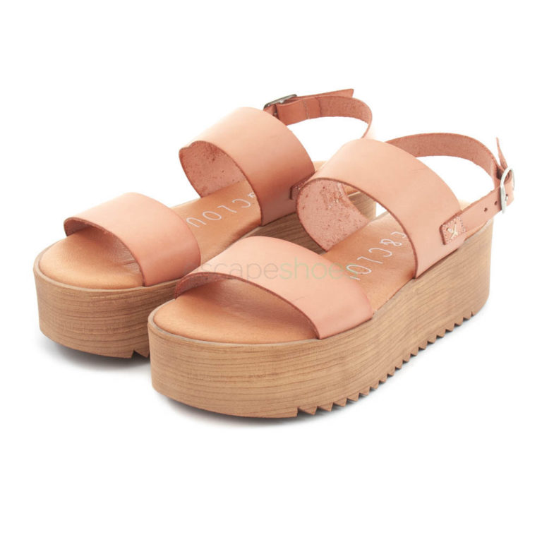 Sandalias MUSSE & CLOUD Isadora Natural