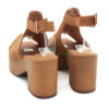 Sandals MUSSE & CLOUD Tonuca Tan