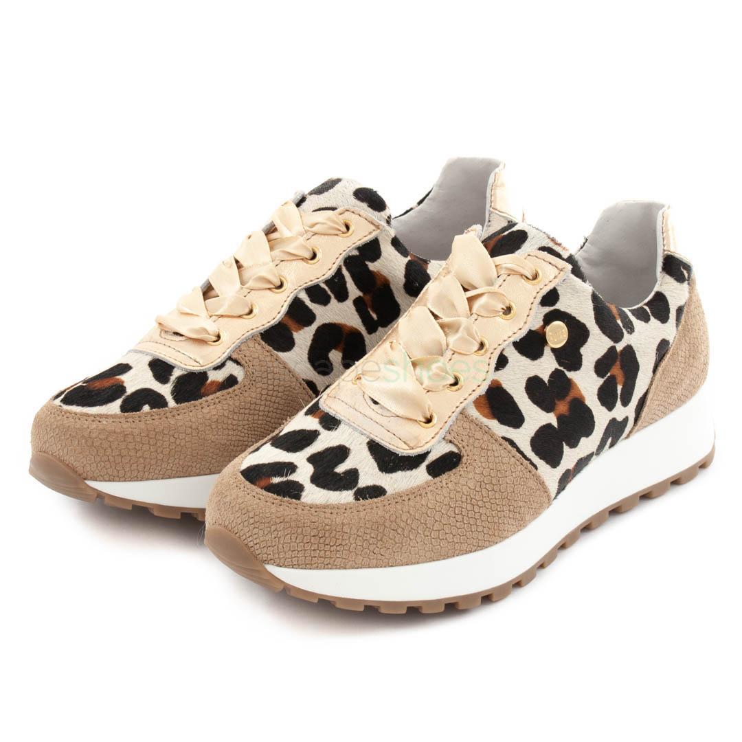 Sneakers RUIKA Mix Tiger Toup Beige