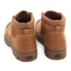Botas PALLADIUM Low Cuff Leather Castanhas