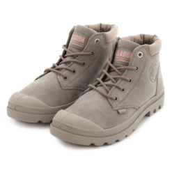 Botas PALLADIUM Low Cuff Leather Moonrock