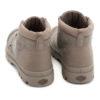 Boots PALLADIUM Low Cuff Leather Moonrock