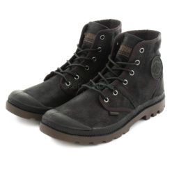 Boots PALLADIUM Pallabrouse Wax Black