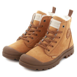 Boots PALLADIUM Pampa Hi Zip WL Amber Gold