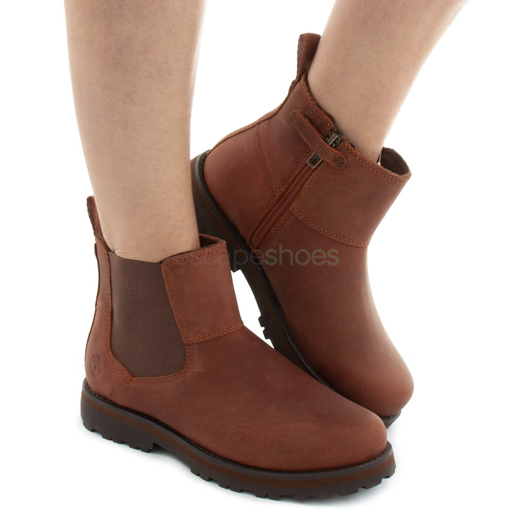 Boots TIMBERLAND Courma Kid Chelsea