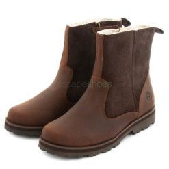 Boots TIMBERLAND Courma Kid Warm Dark Brown