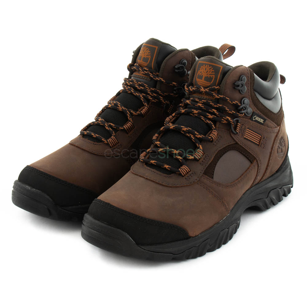 Suave chocolate Distribuir  Boots TIMBERLAND Mt Major Gore-Tex Brown