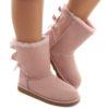 Boots UGG Australia Kids Bailey Bow II Pink Crystal